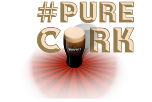 Pure Cork logo